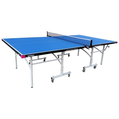 Butterfly Easifold Outdoor Rollaway Ping Pong Table