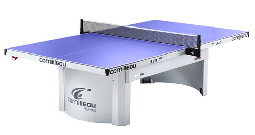 Cornilleau Pro 510 Ping Pong Table - view 1