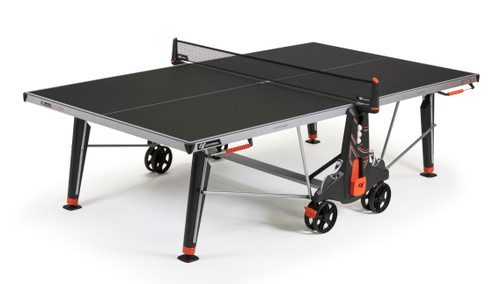 Cornilleau 500X - Black Outdoor Ping Pong Table
