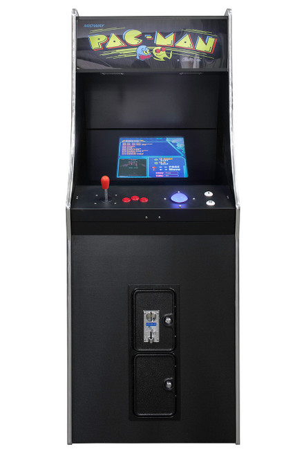"Classic Upright Arcade Machine With 26"""