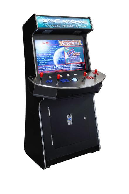 Tornado Multicade Arcade Game Machine, 4Players