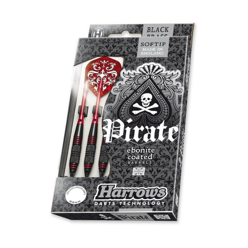 Pirate Soft Tip Darts - view 2