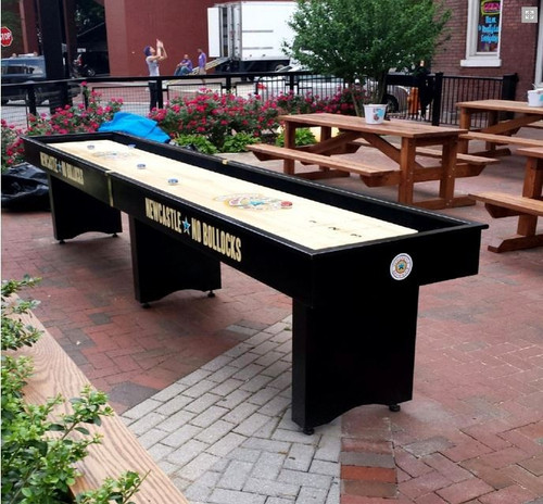 HUDSON Shuffleboard Tables