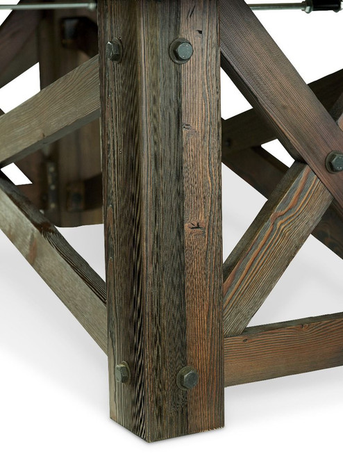 Plank and Hide McCormick Shuffleboard Table - Thumbnail 2