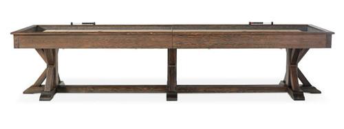Plank and Hide Thomas Shuffleboard Table - Thumbnail 1