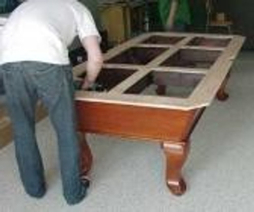 Professional Pool Table Moving - Full Service - view 1