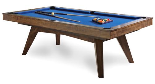 California House Austin Pool Table - view 1