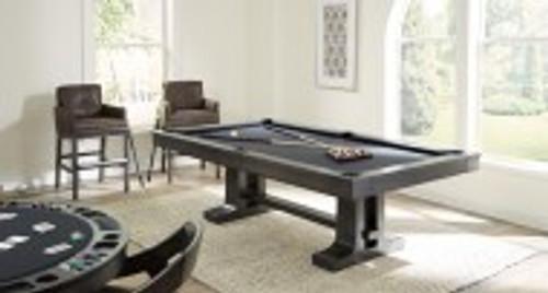 California House Atherton Pool Table - view 2