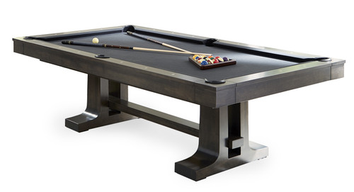 California House Atherton Pool Table