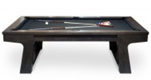 7 or 8 Ft California House Bainbridge Pool Table - view 1