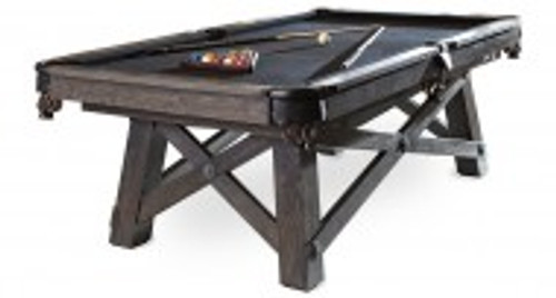 7 to 9 foot Modern Loft Pool Table - view 3