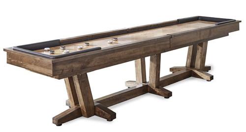 California House Petaluma Shuffleboard Table - view 1