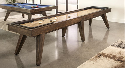 California House Austin Shuffleboard Table - view 4
