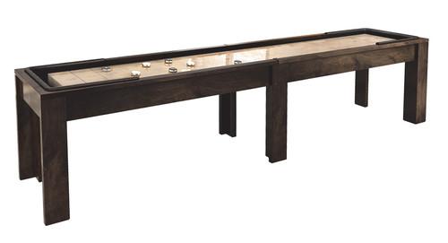 California House District Shuffleboard Table - view 1