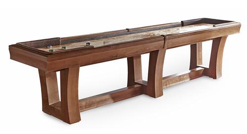 California House City Shuffleboard Table - view 1