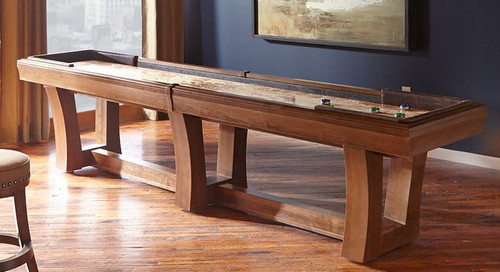 California House City Shuffleboard Table - view 3