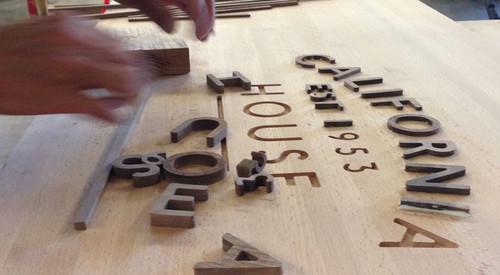California House Loft Shuffleboard Table - Thumbnail 2