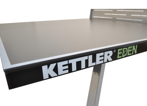 Kettler Eden Outdoor Table Tennis Table - Thumbnail 2