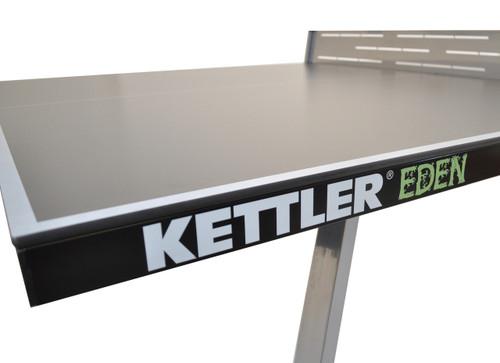 Kettler Eden Outdoor Table Tennis Table - view 2