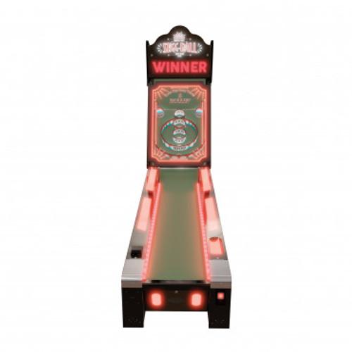 Skee-Ball Glow Alley Skeeball Machine - view 1