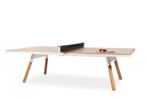 Standard You and Me OAK Ping Pong Table - view 4