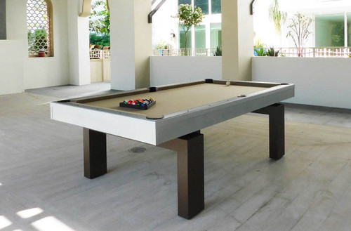7 to 9 Ft R&R Outdoors South Beach Pool Tables - Thumbnail 1