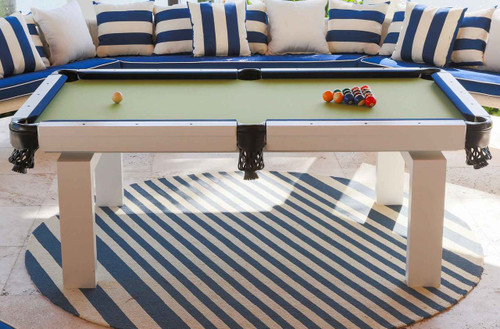 R&R Outdoors Oasis Pool Table