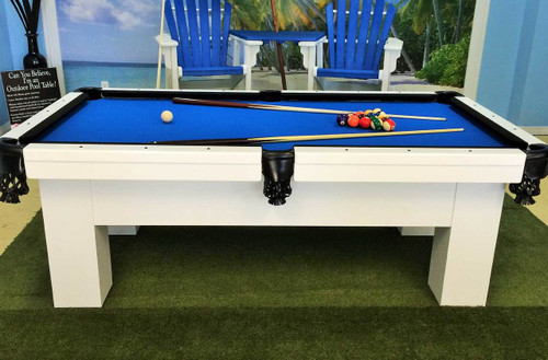 7 to 9 Ft Orion-R&R Outdoor Pool Table - Thumbnail 1