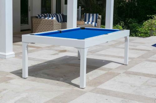 Balcony Outdoor Pool Table - R&R Outdoor