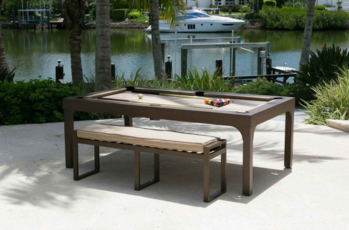 7 Ft Balcony - R&R Outdoors Pool Table - Thumbnail 2