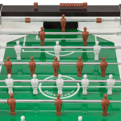 Garlando Exclusive Foosball Table for indoor playing - Thumbnail 2