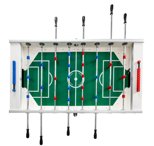 Garlando G500 Weatherproof Foosball Table for indoor or outdoor playing - view 2
