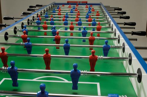 Garlando XXL Indoor Foosball Table - 8 Player foosball table  view 2