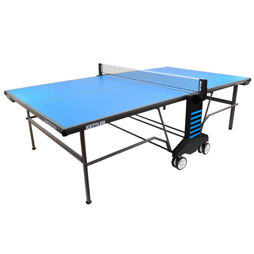 KETTLER Indoor 6 Table Tennis With 2 Player Set - Thumbnail 1