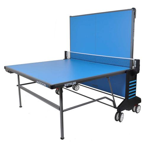 KETTLER Indoor 6 Table Tennis W/2 Player Set