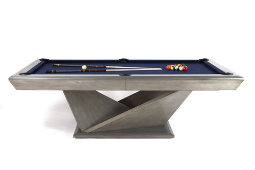 7 to 9 foot California House Origami Pool Table