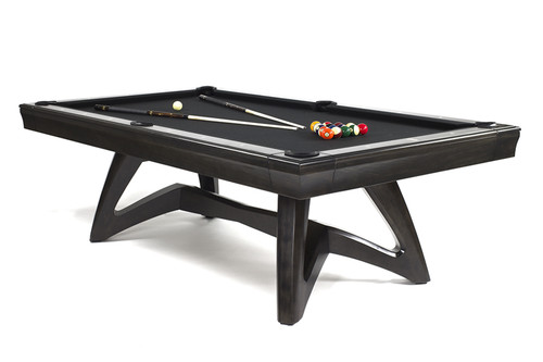 7 to 9 Foot California House Palisades Pool Table