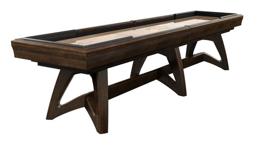 California House Palisades Shuffleboard Table. Available in 9', 12', 14', 16', 18 sizes - Thumbnail 1