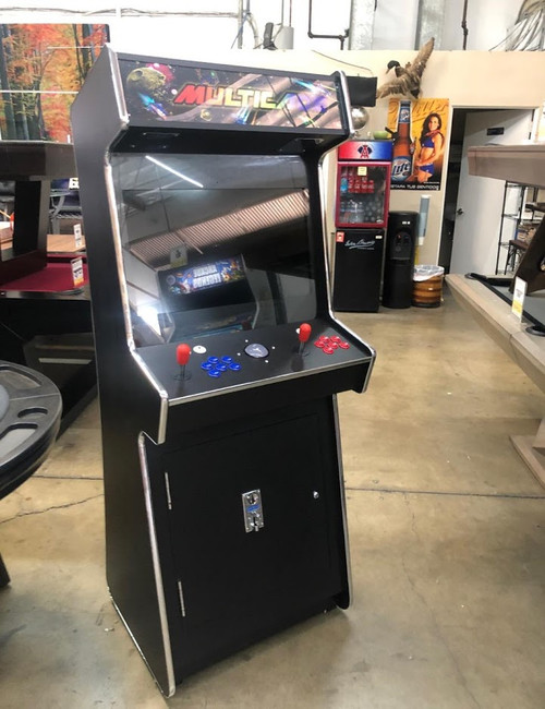 Tornado Multicade Arcade Game Machine - 2 players, 3500 games