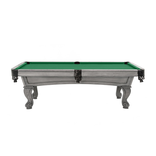 7 or 8 Foot Imperial Resolute Smooth Silver Mist Pool Table