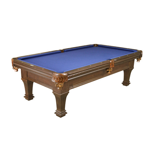 8 Foot Imperial Ramsey Whiskey Pool Table