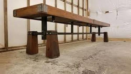 Kush Sixsmith Shuffleboard Table