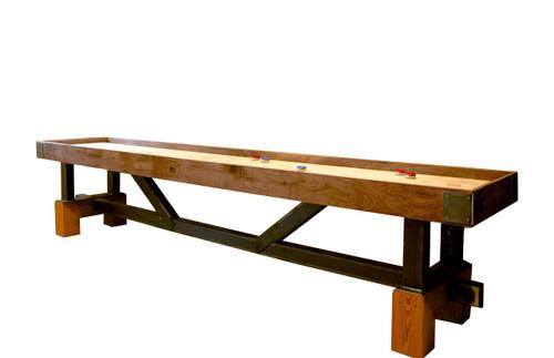 9 Foot to 22 Foot KUSH SIGNATURE Shuffleboard Table - Thumbnail 2