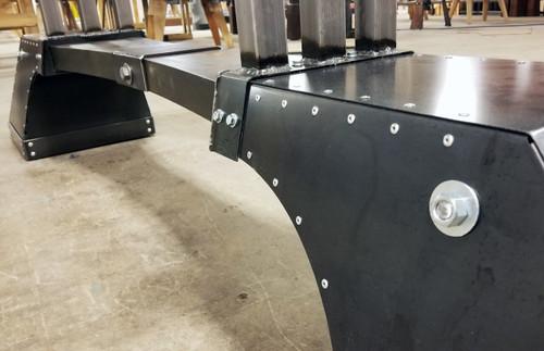 9 foot to 22 foot KUSH Seventy Two Shuffleboard Table - Thumbnail 1
