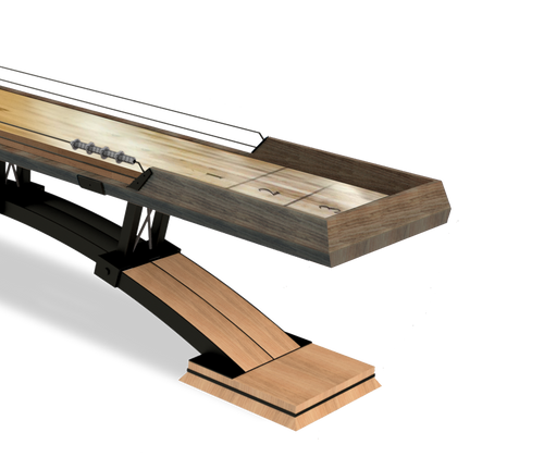 Shop Mariner Shuffleboard Table From KUSH