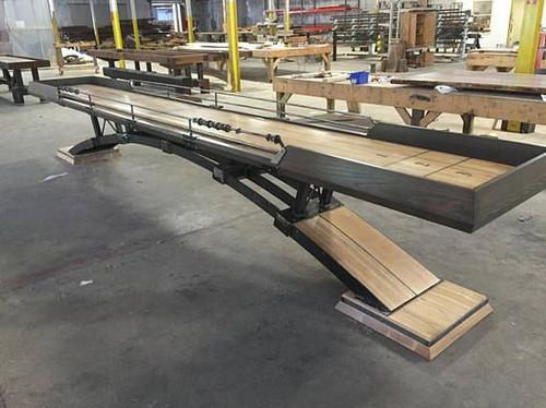 9 to 22 Foot KUSH Kirsch Shuffleboard Table