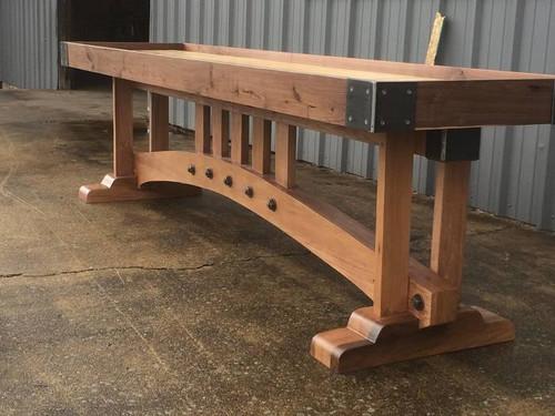 Kush Craftsman Shuffleboard Table