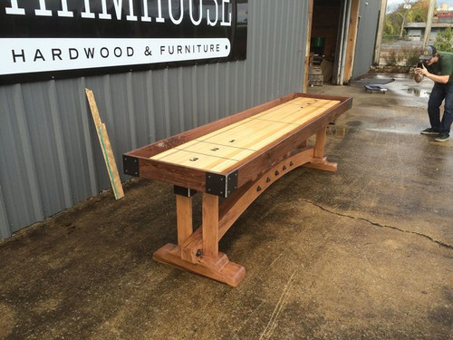KUSH Craftsman Shuffleboard Table - Thumbnail 2