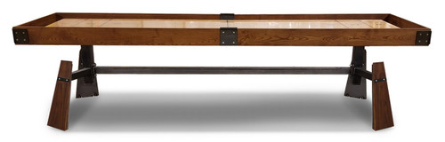 KUSH ARIE Shuffleboard Table with Accessories - Thumbnail 1