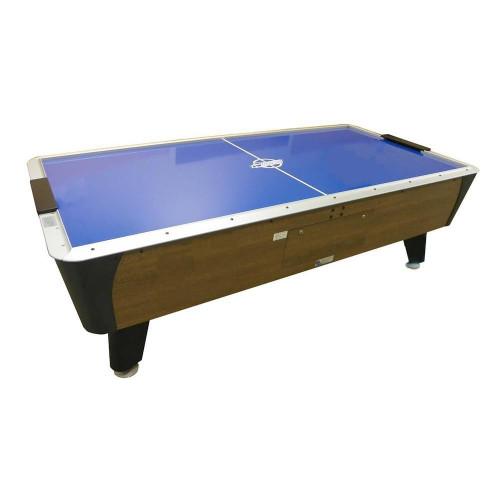 Dynamo Pro Style Oak 7 Foot Air Hockey Table
